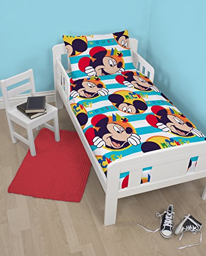"Disney Junior MICKEY MOUSE ""Boo"" Junior Repeat Print Design"