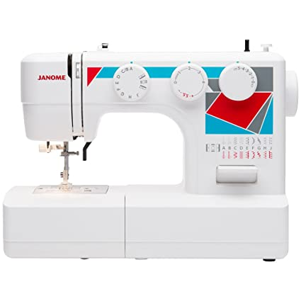 Amazon Janome MOD40 EasytoUse Sewing Machine With 40 Magnificent Automatic Sewing Machine