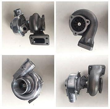 GOWE turbo Kit para eléctrico rhb6 Turbo Kit 8944183200 8944183201 para Hitachi EX120 - 1 ex150 offway con 4bd1-pth Motor: Amazon.es: Coche y moto