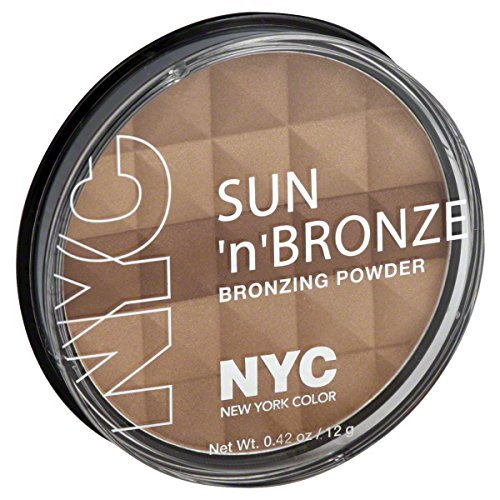 York Color Bronzing Powder Island