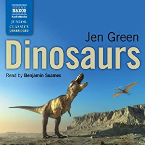 Dinosaurs Audiobook