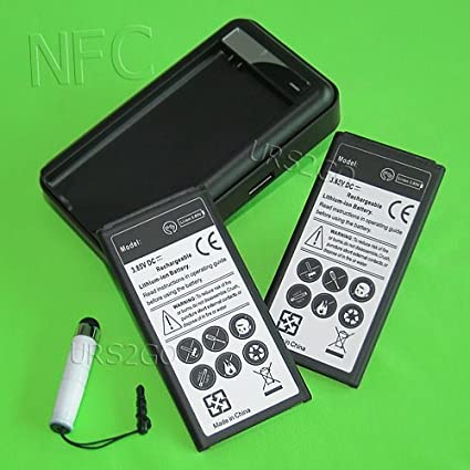 Amazon.com: Nueva 2 X 4400 mAh Extended de alta potencia ...