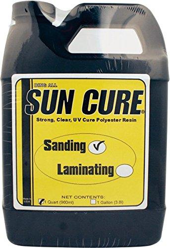 Quart Sanding Resin - 2