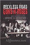 ガンズ・アンド・ローゼズ (Guns N' Roses/GN'R)ポスター89cm×60cm [並行輸入品]