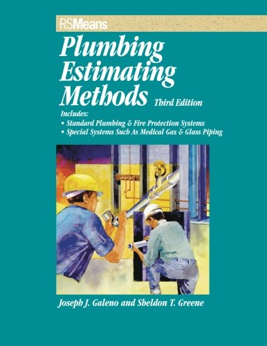 RSMeans Plumbing Estimating Methods