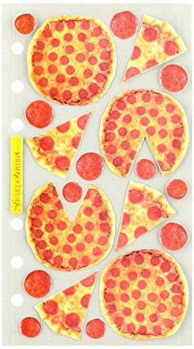 Sticko Stickers, Pizza Multi