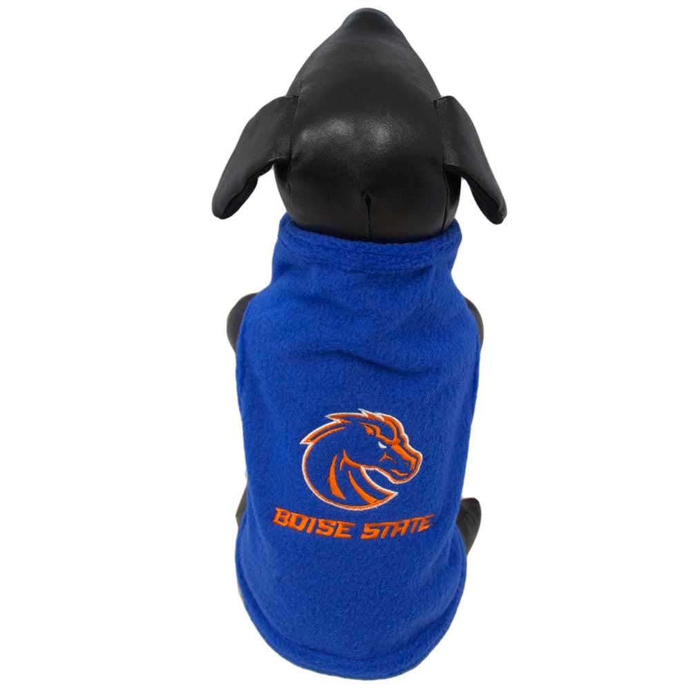 NCAA Boise State Broncos Polar Fleece Dog Sweatshirt