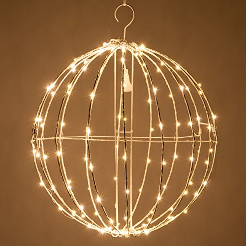 Outdoor Led Sphere Lights in US - 8
