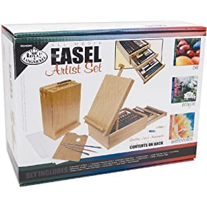 Royal Langnickel – The All Media Easel Artist Set