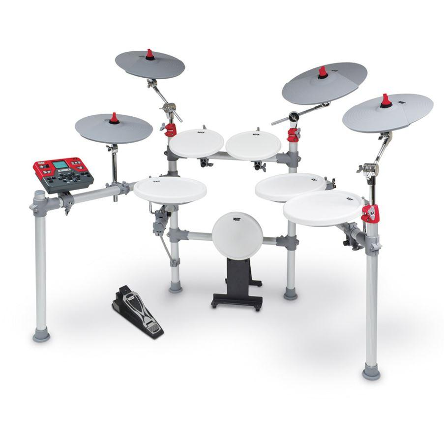 Amazon kat percussion kt3 electronic drum set musical instruments view larger solutioingenieria Image collections