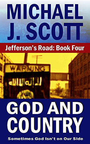 God And Country (Jeffersons Road Book 4)