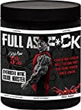 Rich Piana 5% Nutrition FULL AS F*CK Overdosed Nitric Oxide Booster (Fruit Punch) 12.70oz (360 Grams) 30 Servings