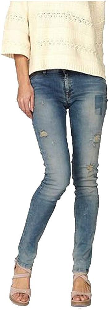 Marc O'Polo Denim Damen Jeans Jeanshose Alva Skinny Fit Combo P13