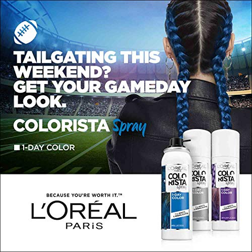 L'Oreal Paris Hair Color Colorista 1-Day Spray​