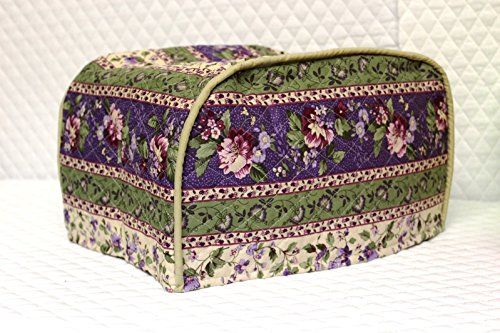 Toaster Quilted Double Cotton Floral product image