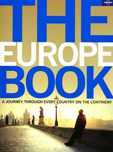 Lonely Planet Europe Book
