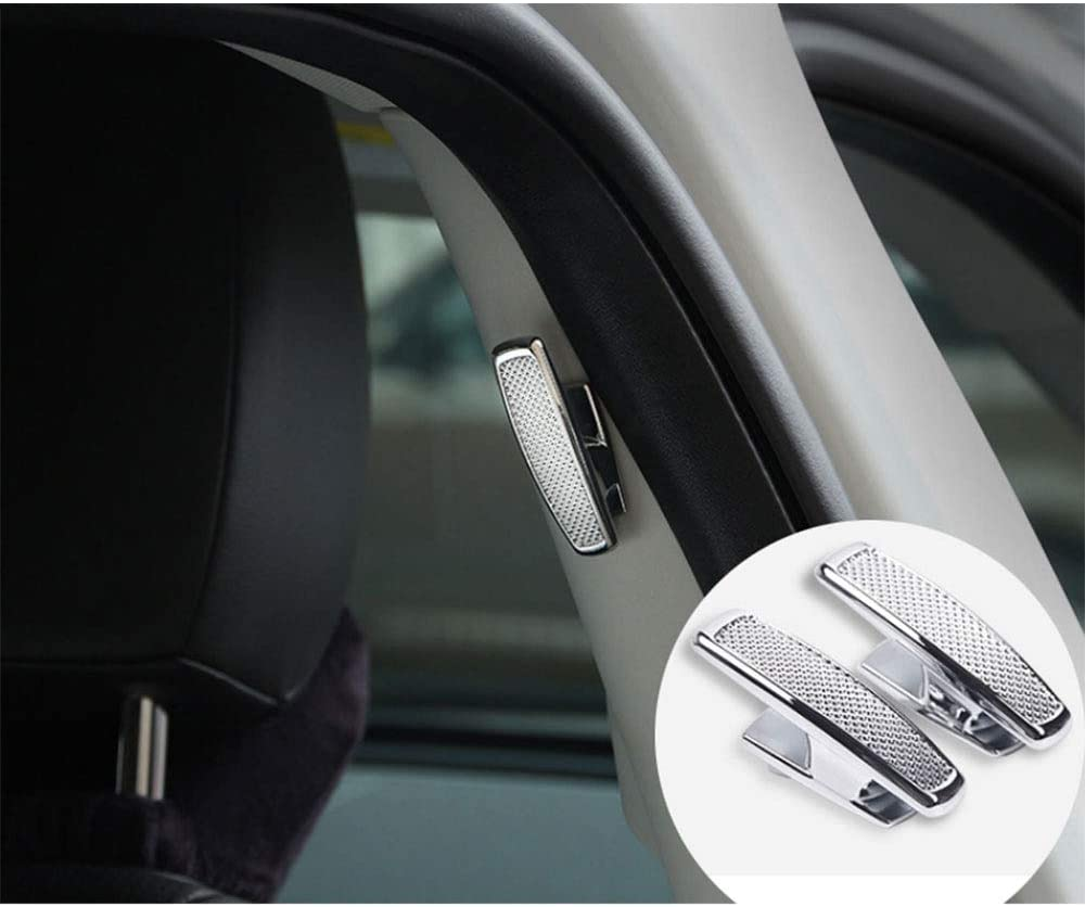 Car Clothes Hat Hook Trim Cover Accessories for Land Rover Range Rover 2012-2017 ABS 2pcs