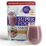 Superfood SMOO-C 200g Delicious and Healthy Smoothie Mix with Acai and Cacao