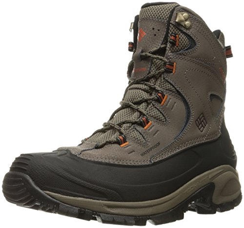 Columbia Mens Bugaboot Ii Snow Boot Mud, Sole Del Deserto