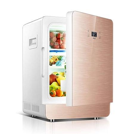 LHAO Nevera Coche, Calentador refrigerador Enfría y calienta el ...