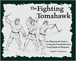 Tomahawk knife fighting techniques