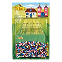 Hama Bead kit blister - large Buildings