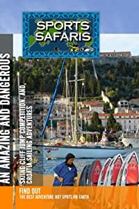 Sports Safaris Cliff Jump Competition and Croatia Sailing Adventure