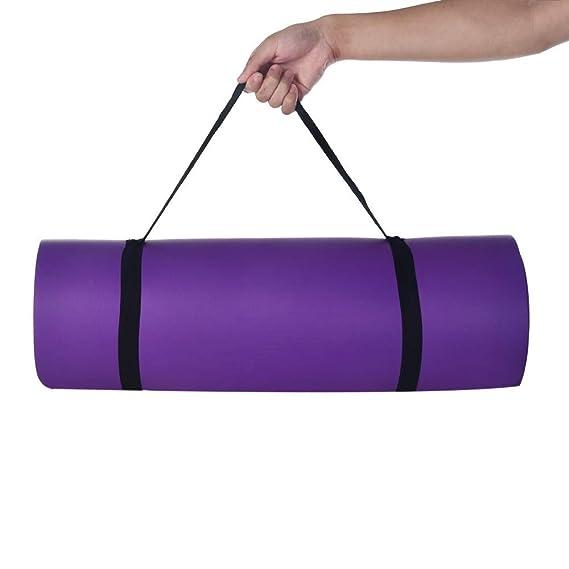 Amazon.com: All Purpose High Density Non-Slip Exercise Yoga ...