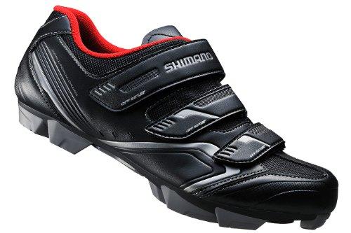 Shimano MTB Schuhe SH-XC30L Schuhe men schwarz Schwarz