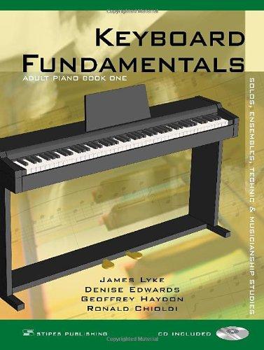 Keyboard Fundamentals Book 1