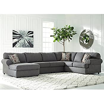 Amazon Com Ashley Vista 68404 16 34 67 3 Piece Sectional