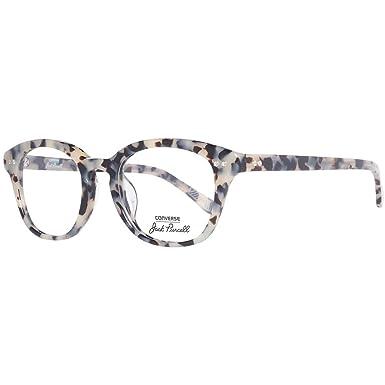 ee5c3d6ed159 Amazon.com: CONVERSE Eyeglasses P007 UF White Tortoise 48MM: Clothing