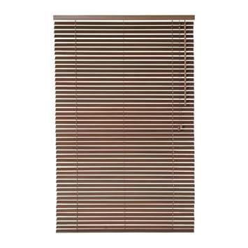 Ikea Lindmon Venetian Blind Brown Amazon Co Uk Kitchen