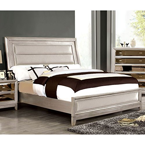 UPC 889435040962, Furniture of America Glaciara Platform Bed
