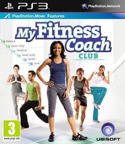 For sale Fitness Coach Club - Move Compatible (PS3)