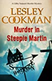 img - for Murder in Steeple Martin (Libby Sarjeant Murder Mystery) book / textbook / text book