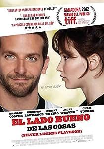 El Lado Bueno De Las Cosas [DVD]