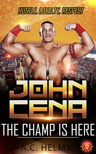 Amazoncom John Cena Hustle Loyalty Respect The Champ Is Here