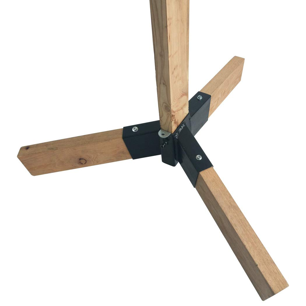 Highwild Target Stand Tripod Base for 2x4 Board - 1 Pack