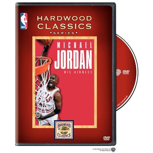 Hardwood Cd / Dvd - Michael Jordan - His Airness (NBA Hardwood Classics)