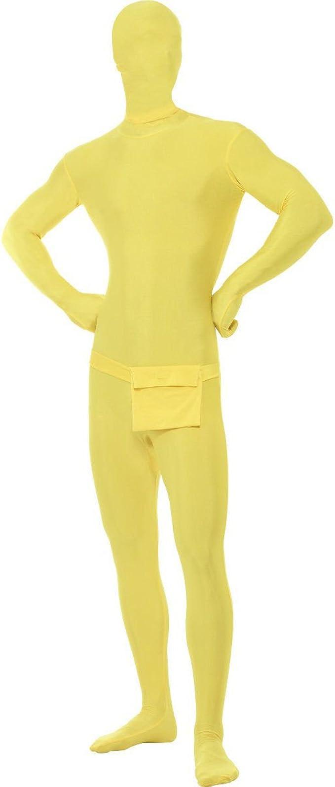 Amazon.com: Smiffy s traje de segunda piel para hombre ...