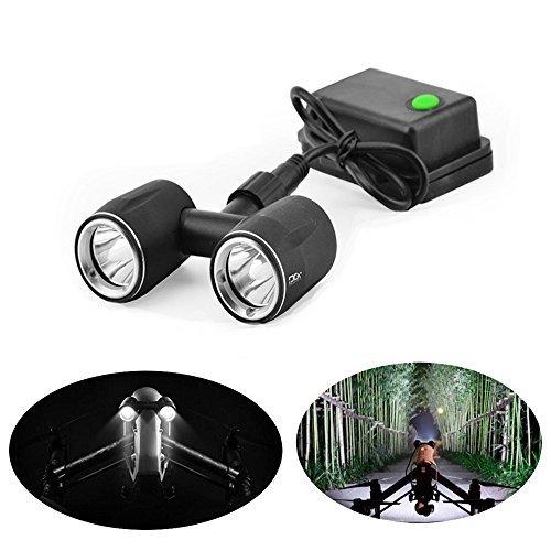 Crazepony Night Cruise Hi-lite LED Lamp Light Searchlight for DJI Inspire 1 Inspire 1 V2.0 Inspire 1 Pro