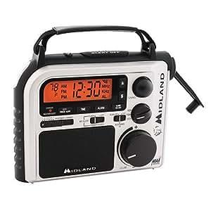 Midland ER102 Emergency Radio with NOAA Weather