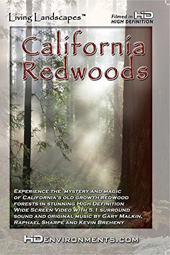 Living Landscapes  HD California Redwoods ( Standard Definiton  - Old Redwood Growth