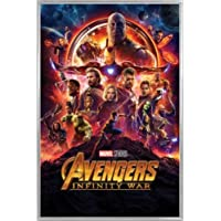 Posters: Avengers Poster - Infinity War, One Sheet (91 x 61 cm)