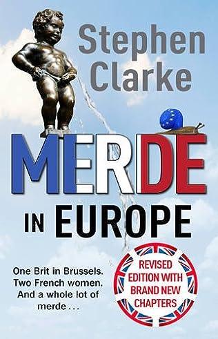 book cover of Merde in Europe