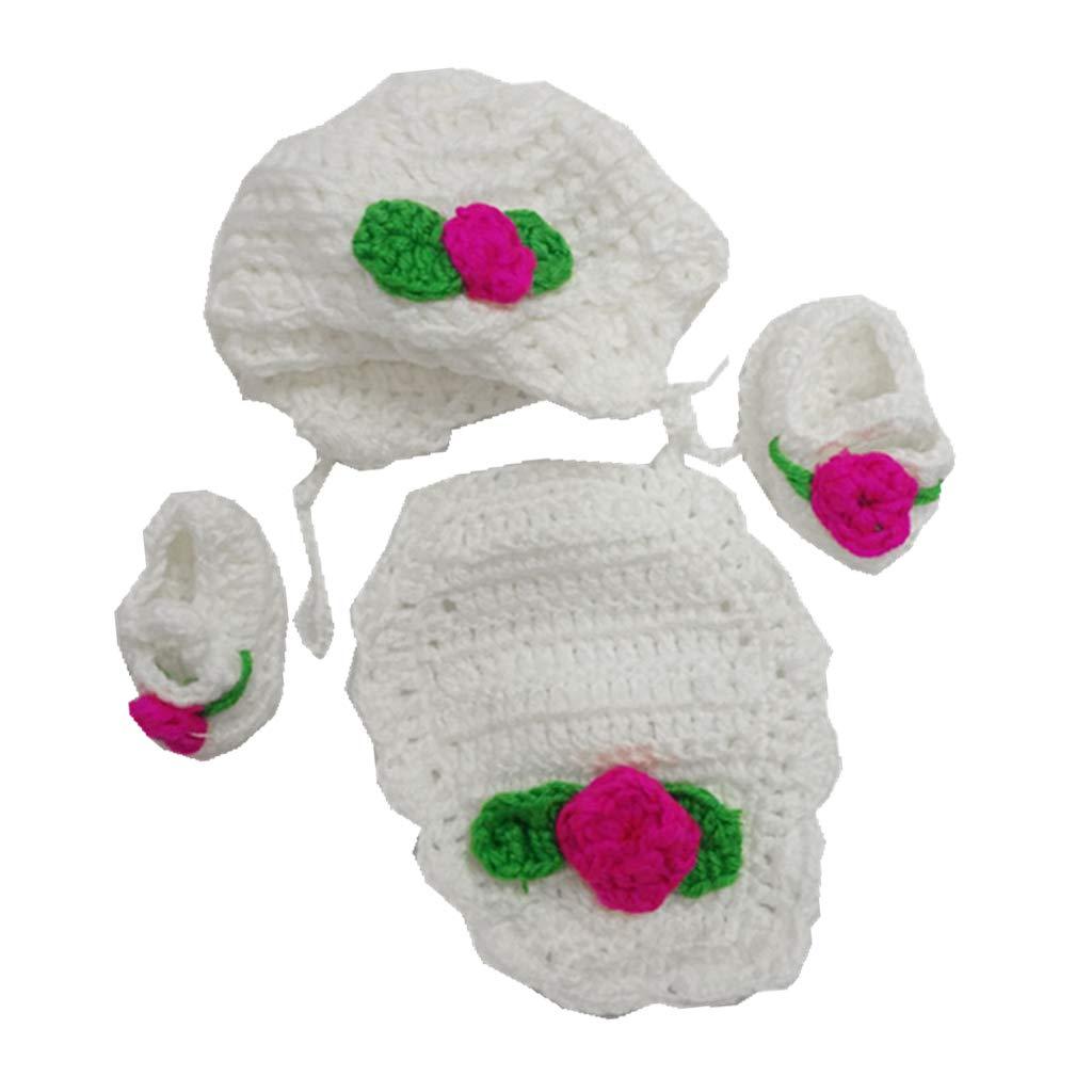 FLAMEER Puppe Kleidung Bekleidung Set perfekt f/ür 25-28 cm Babypuppen A