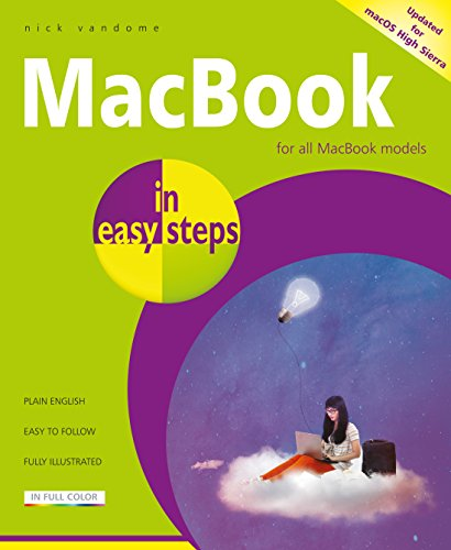 [B.E.S.T] MacBook in easy steps, 6th Edition: Covers macOS High Sierra<br />[W.O.R.D]