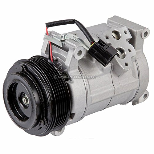 Price comparison product image AC Compressor & A / C Clutch For Cadillack SRX 3.6L 2004-2009 - BuyAutoParts 60-01950NA NEW