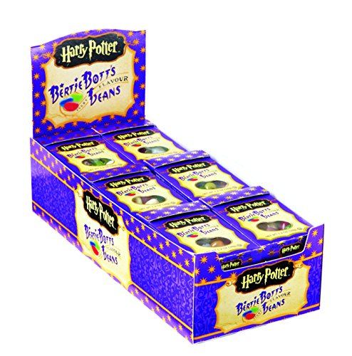 Jelly Belly 48 Pack Harry Potter Bertie Bott's Every Flavour